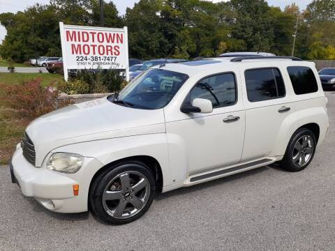 2007 Chevrolet HHR for sale at Midtown Motors in Beach Park IL