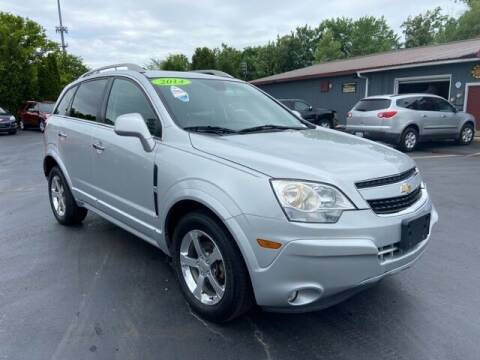 2014 Chevrolet Captiva Sport for sale at Newcombs Auto Sales in Auburn Hills MI