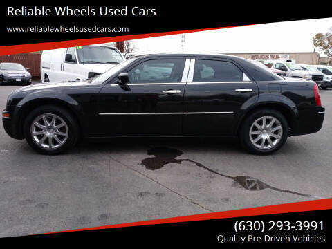 2009 Chrysler 300 for sale at Reliable Wheels Used Cars in West Chicago IL