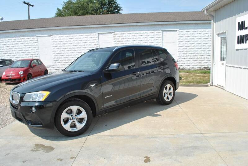 2011 BMW X3 for sale at Mladens Imports in Perry KS