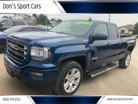 2019 GMC Sierra 1500 Limited for sale at Don's Sport Cars in Hortonville WI
