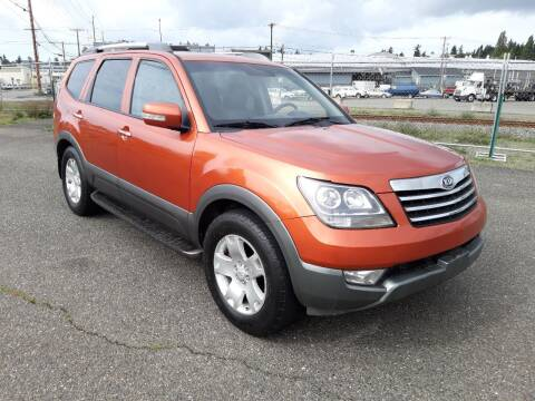 2009 Kia Borrego for sale at South Tacoma Motors Inc in Tacoma WA