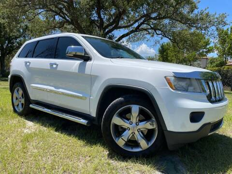 2013 Jeep Grand Cherokee for sale at Kaler Auto Sales in Wilton Manors FL