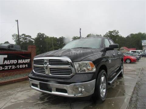 2018 RAM Ram Pickup 1500 for sale at J T Auto Group in Sanford NC