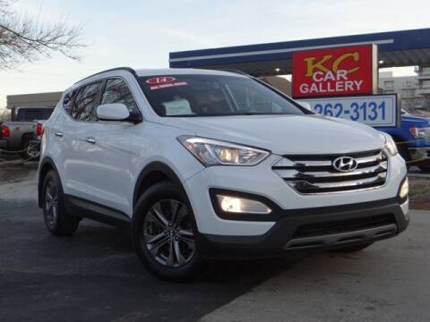 2014 Hyundai Santa Fe Sport for sale at KC Car Gallery in Kansas City KS
