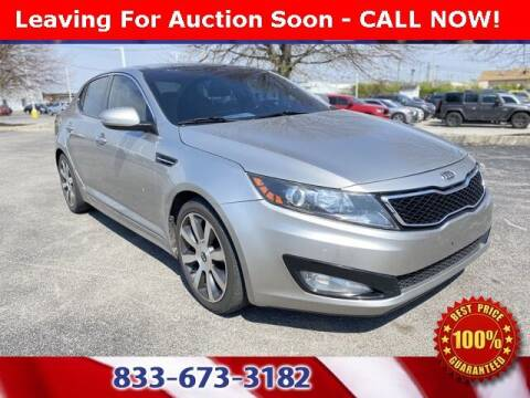 2011 Kia Optima for sale at Glenbrook Dodge Chrysler Jeep Ram and Fiat in Fort Wayne IN