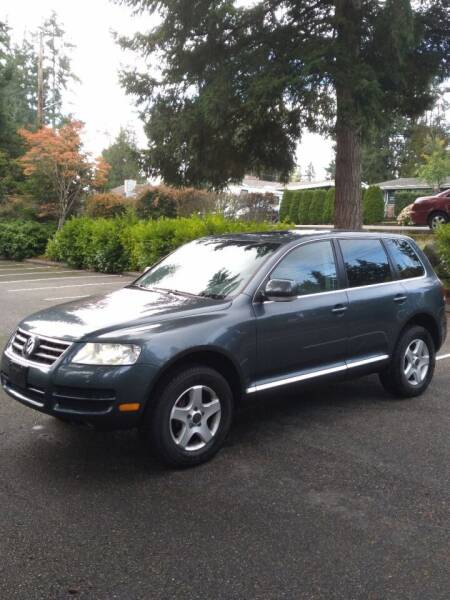 2006 Volkswagen Touareg for sale at Seattle Motorsports in Shoreline WA