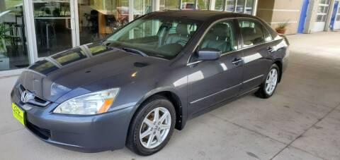 2004 Honda Accord for sale at City Auto Sales in La Crosse WI
