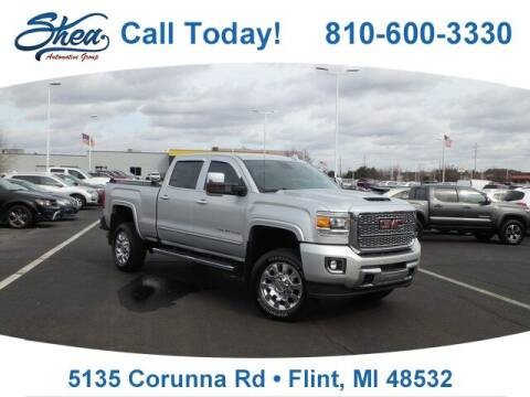 2019 GMC Sierra 2500HD for sale at Jamie Sells Cars 810 - Linden Location in Flint MI