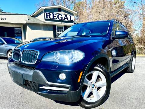 2007 BMW X5 for sale at Regal Auto Sales in Marietta GA