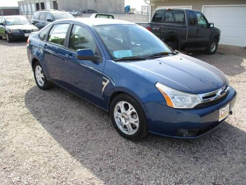 2008 Ford Focus for sale at Car Corner in Sioux Falls SD