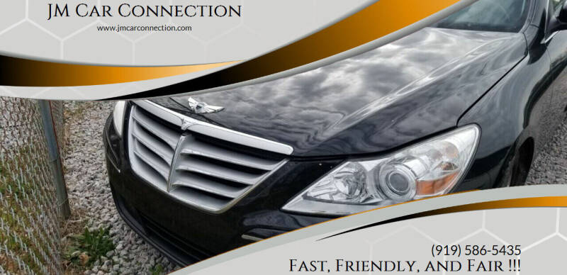 2010 Hyundai Genesis for sale at JM Car Connection in Wendell NC