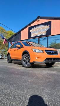 2015 Subaru XV Crosstrek for sale at Harborcreek Auto Gallery in Harborcreek PA