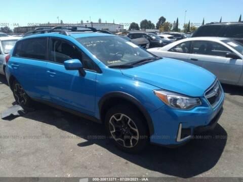 2017 Subaru Crosstrek for sale at Ournextcar/Ramirez Auto Sales in Downey CA