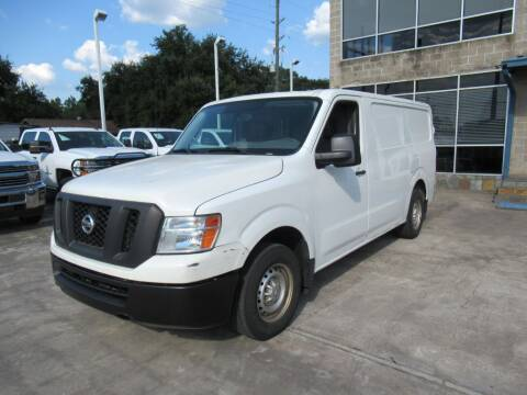2013 Nissan NV Cargo for sale at Lone Star Auto Center in Spring TX