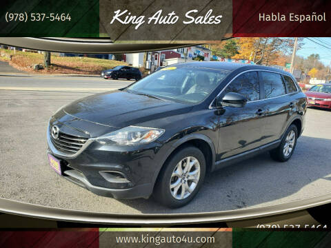 2015 Mazda CX-9 for sale at King Auto Sales in Leominster MA