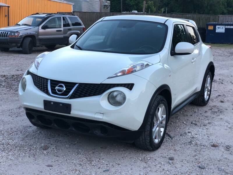 2012 Nissan JUKE for sale at Preferable Auto LLC in Houston TX