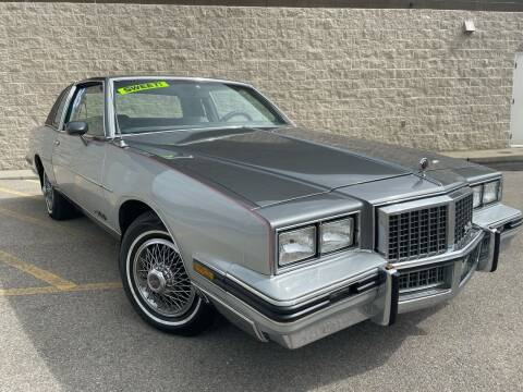 1985 Pontiac Grand Prix for sale at Trocci's Auto Sales in West Pittsburg PA
