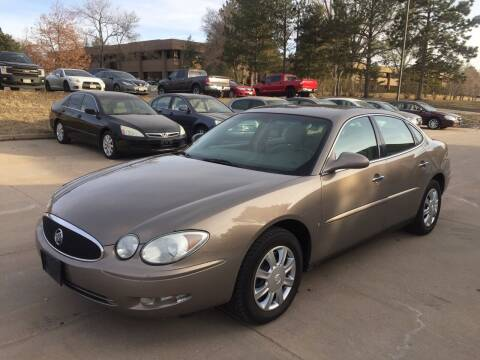 2006 Buick LaCrosse for sale at QUEST MOTORS in Englewood CO