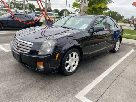 2004 Cadillac CTS for sale at Xtreme Auto Mart LLC in Kansas City MO
