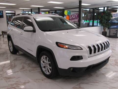 2016 Jeep Cherokee for sale at Dealer One Auto Credit in Oklahoma City OK