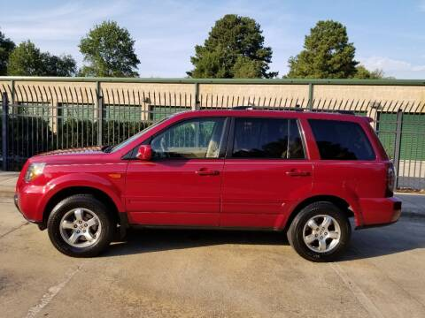 2006 Honda Pilot for sale at Hollingsworth Auto Sales in Wake Forest NC
