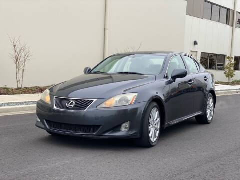 2007 Lexus IS 250 for sale at Washington Auto Sales in Tacoma WA