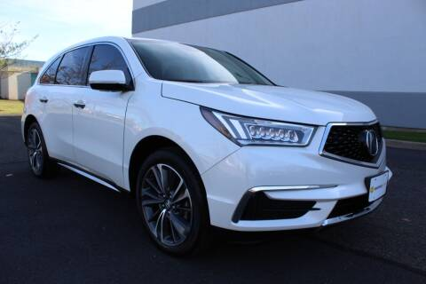 2019 Acura MDX for sale at Vantage Auto Wholesale in Lodi NJ