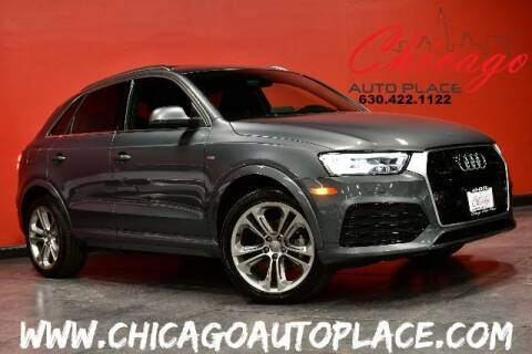 2017 Audi Q3 for sale at Chicago Auto Place in Bensenville IL