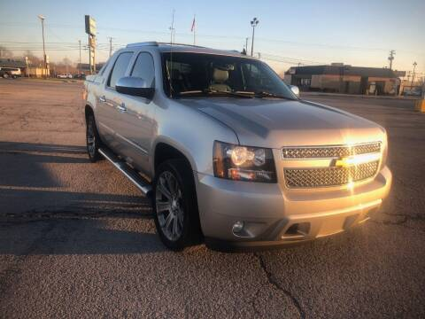 2013 Chevrolet Avalanche for sale at Hatcher's Auto Sales, LLC in Campbellsville KY