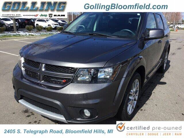 2018 Dodge Journey for sale in Waterford, MI