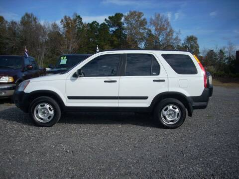 2004 Honda CR-V for sale at Car Check Auto Sales in Conway SC