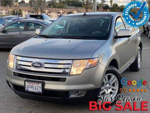 2008 Ford Edge for sale at Gold Coast Motors in Lemon Grove CA
