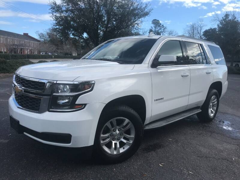 2015 Chevrolet Tahoe for sale at Seaport Auto Sales in Wilmington NC