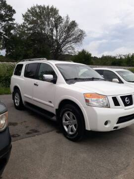 2008 Nissan Armada for sale at 1A Auto Mart Inc in Smyrna TN