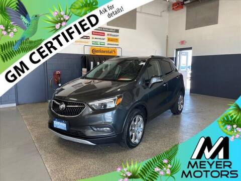 2017 Buick Encore for sale at Meyer Motors in Plymouth WI