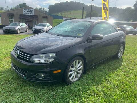 2012 Volkswagen Eos for sale at ABINGDON AUTOMART LLC in Abingdon VA