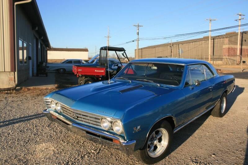 1967 Chevrolet Chevelle for sale at Darnell Auto Sales LLC in Poplar Bluff MO