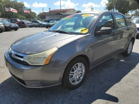 2009 Ford Focus for sale at AUTO IMAGE PLUS in Tampa FL