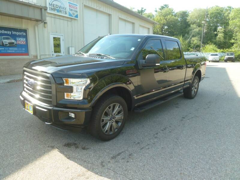 2016 Ford F-150 for sale at Medway Imports in Medway MA