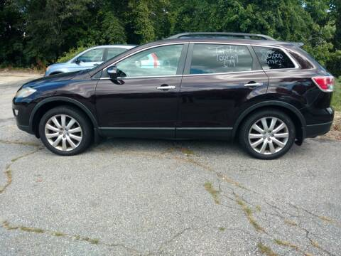 2008 Mazda CX-9 for sale at Auto Brokers of Milford in Milford NH