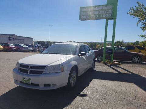 2010 Dodge Avenger for sale at Independent Auto in Belle Fourche SD