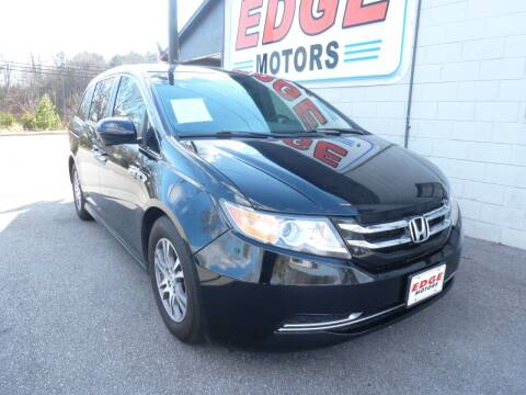 2015 Honda Odyssey for sale at Edge Motors in Mooresville NC