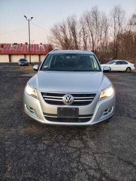 2010 Volkswagen Tiguan for sale at Discount Auto World in Morris IL