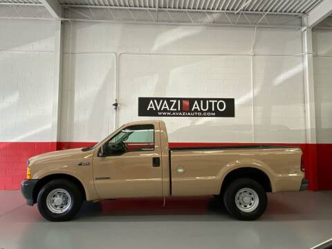 2001 Ford F-350 Super Duty for sale at AVAZI AUTO GROUP LLC in Gaithersburg MD