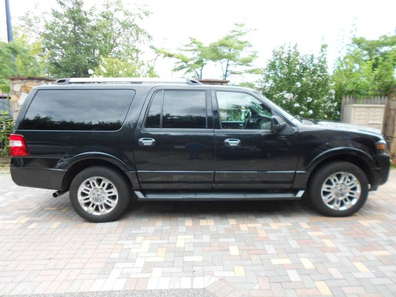 2011 Ford Expedition EL for sale at Precision Auto Sales of New York in Farmingdale NY