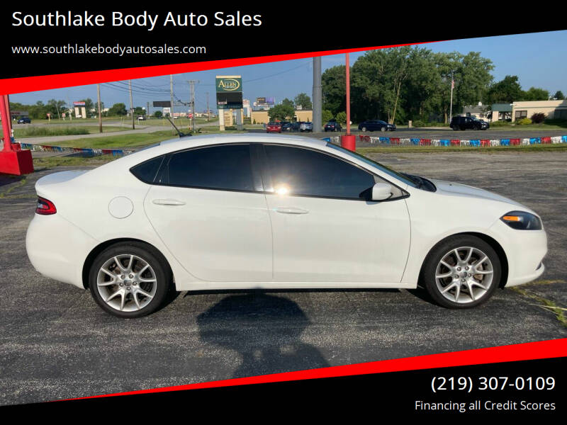 2013 Dodge Dart for sale at Southlake Body Auto Sales in Merrillville IN