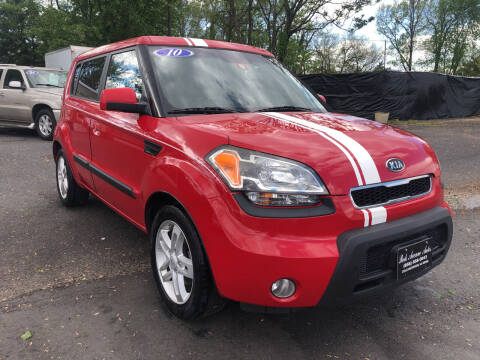 2010 Kia Soul for sale at PARK AVENUE AUTOS in Collingswood NJ