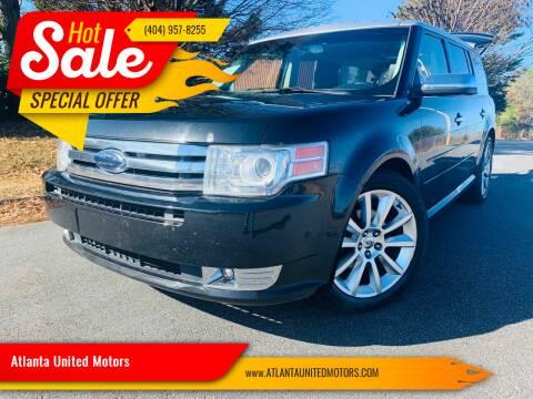 2010 Ford Flex for sale at Atlanta United Motors in Buford GA
