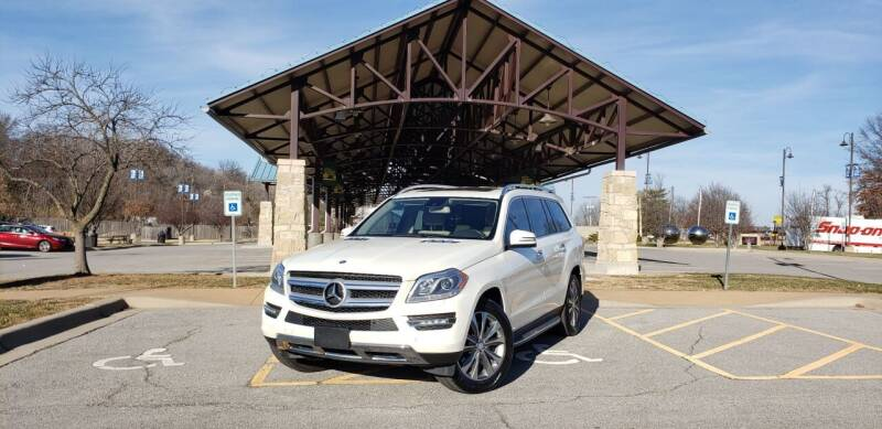 2013 Mercedes-Benz GL-Class for sale at D&C Motor Company LLC in Merriam KS
